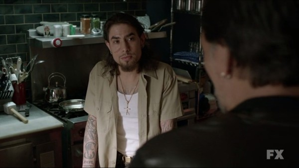 Dave Navarro Sons of Anarchy