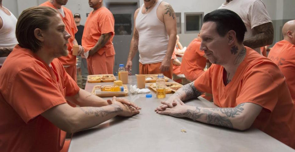 Marilyn Manson sons-anarchy