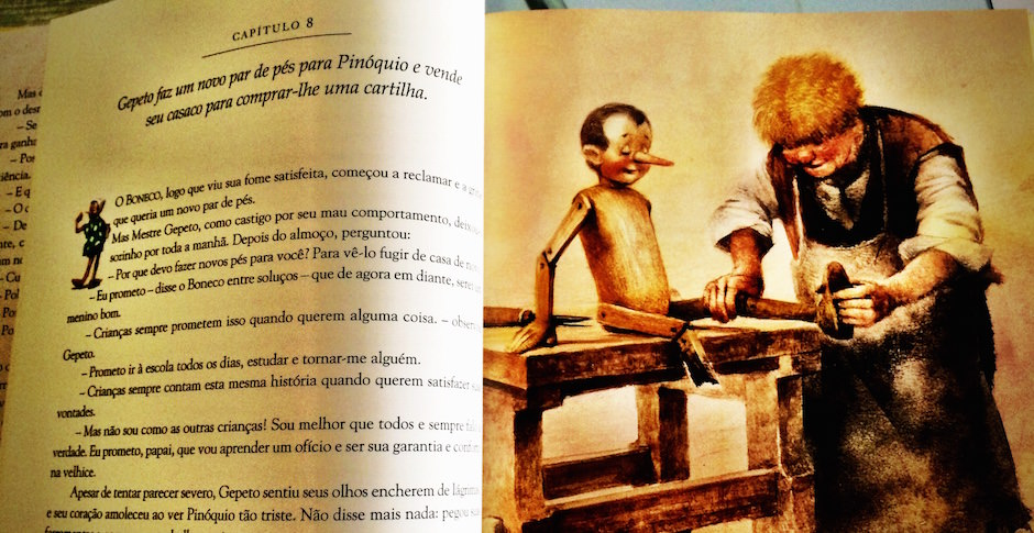 Pinocchio Original
