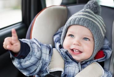 cadeira de criança carro