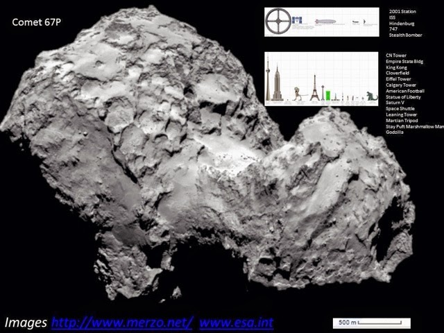cometa 67P Churyumov-Gerasimenko Rosetta 04