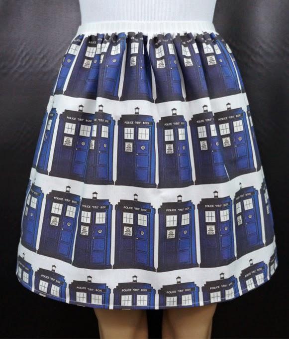 saia Dr Who