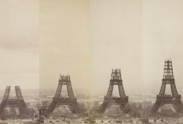 A construção da Torre Eiffel 15