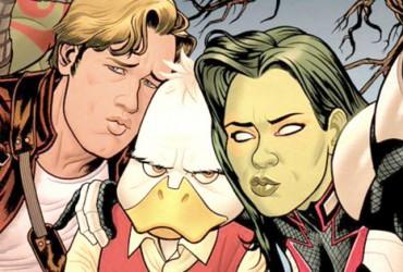 Marvel anuncia a continuação da cena pós-crédito de Guardiões da Galáxia | Howard the Duck