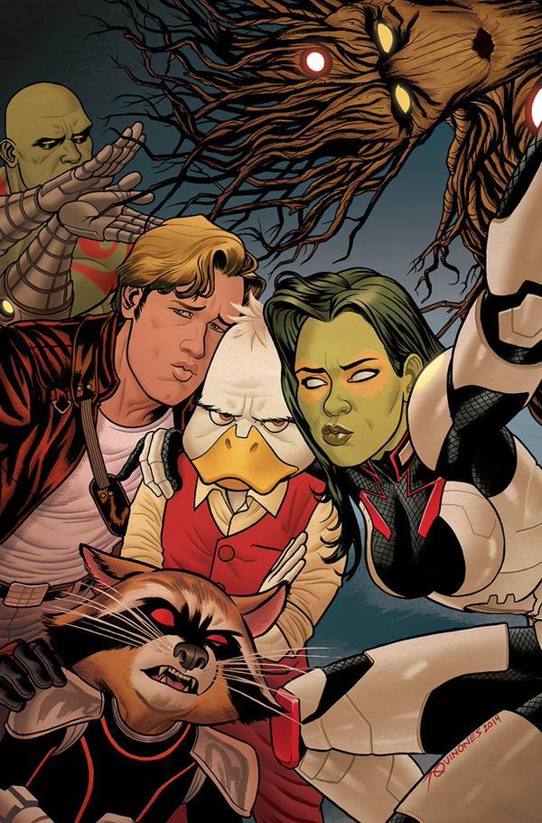 Marvel anuncia a continuação da cena pós-crédito de Guardiões da Galáxia | Howard the Duck 2