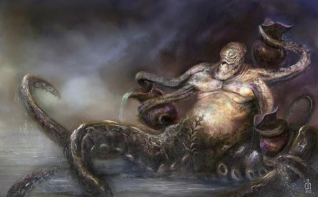 Monstros do Zodíaco 11