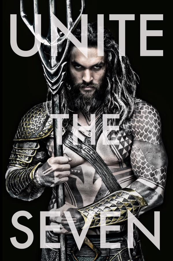 Aquaman Jason Momoa Batman vc Homem de Aço