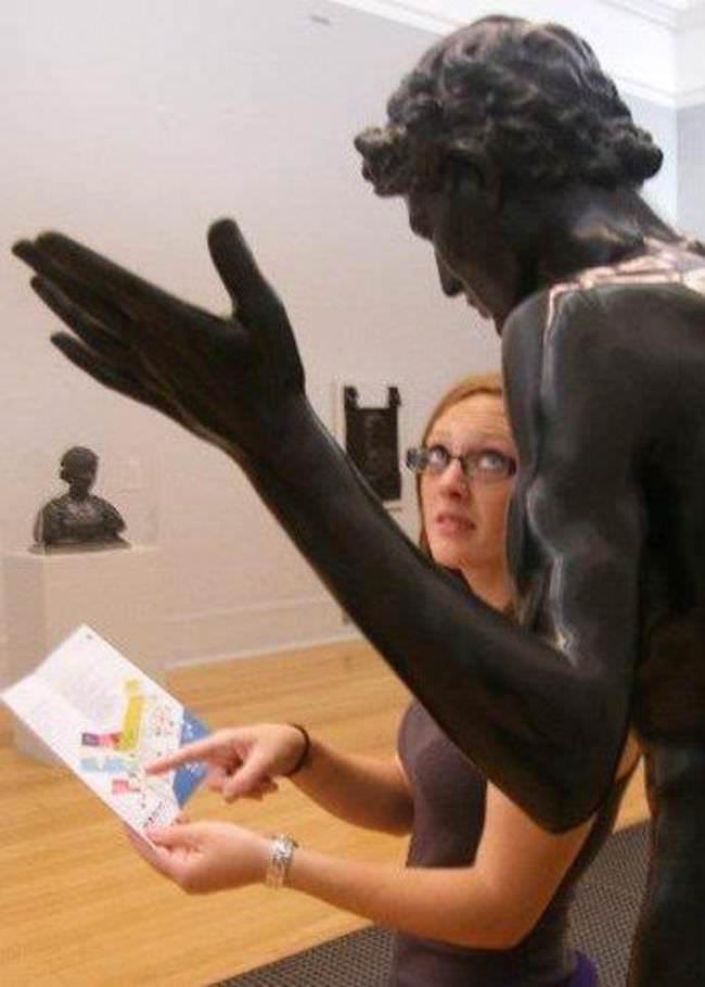 Como arruinar estátuas 15