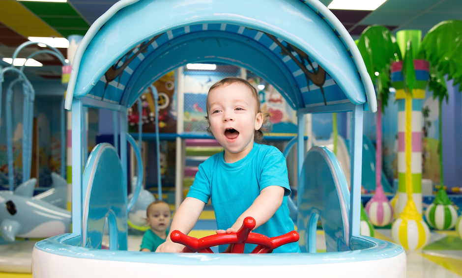 Espaço Kids em restaurantes ponto positivo ou negativo