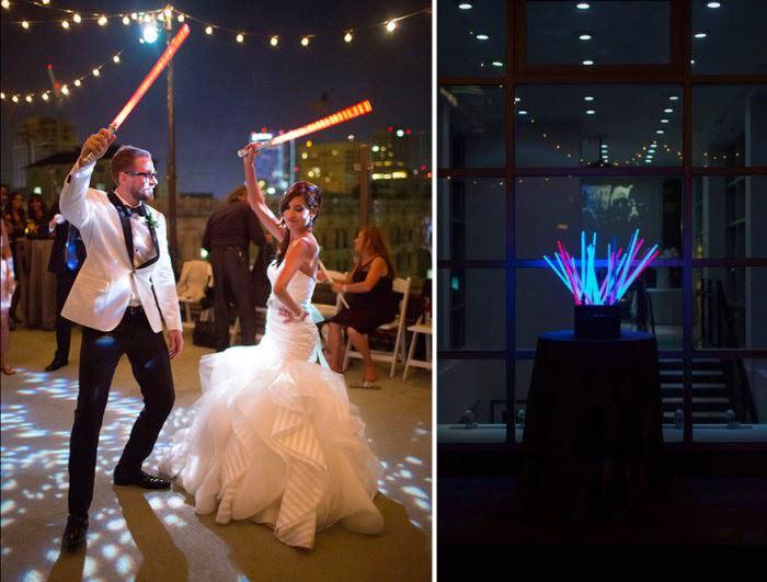 O mais lindo casamento temático que já vi | Star Wars 06