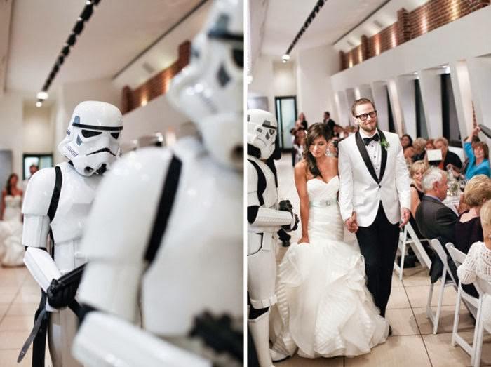 O mais lindo casamento temático que já vi | Star Wars 05