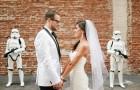 O mais lindo casamento temático que já vi | Star Wars 11