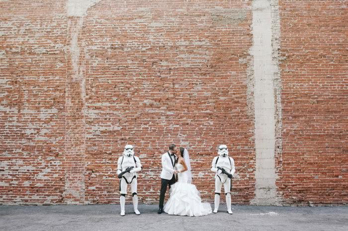 O mais lindo casamento temático que já vi | Star Wars 12