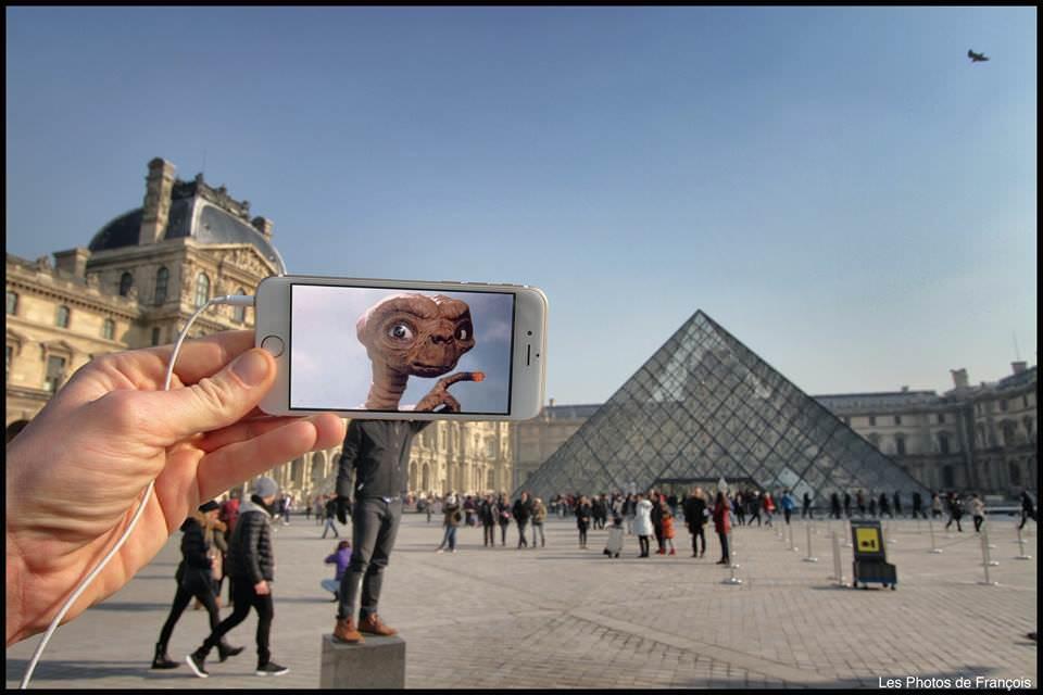 Qual o resultado de um iPhone  perspectiva forçada  imaginação 02