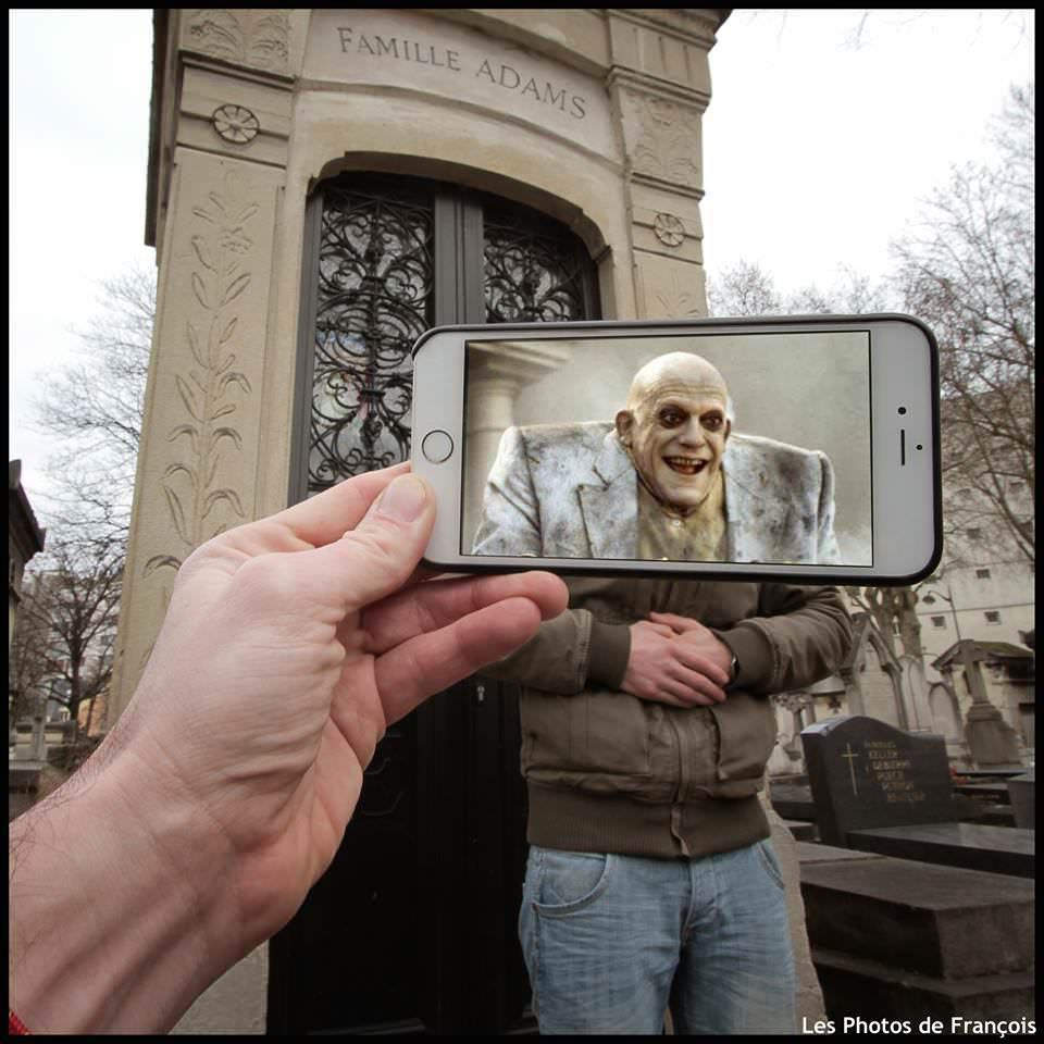 Qual o resultado de um iPhone  perspectiva forçada  imaginação 08