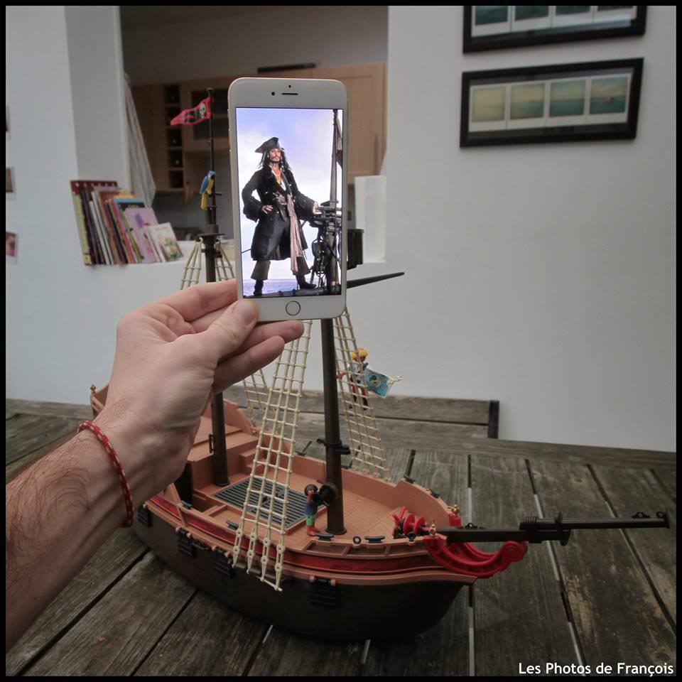 Qual o resultado de um iPhone  perspectiva forçada  imaginação 09