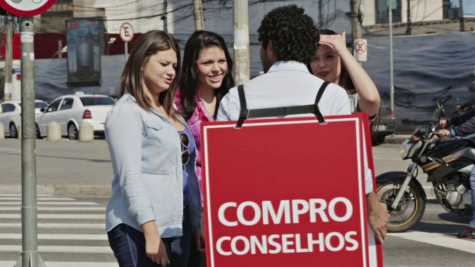 COMPRO CONSELHOS SANTANDER