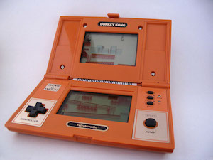 Donkey Kong Game & Watch