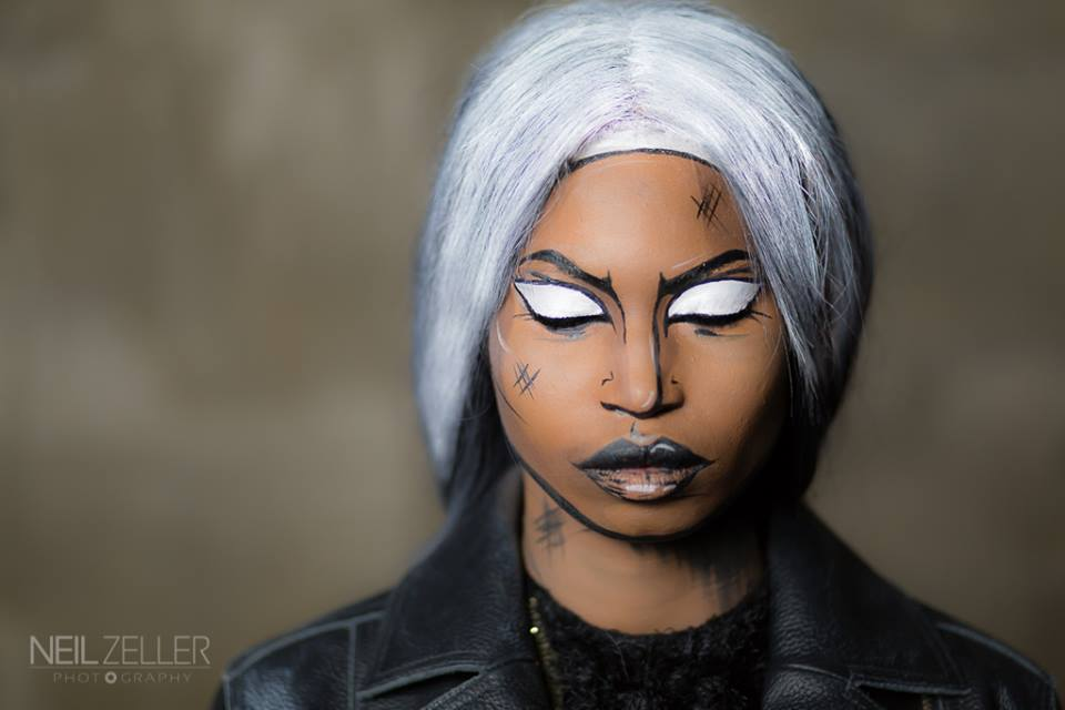 Maquiadora transforma pessoas em heróis de histórias em quadrinhos 06