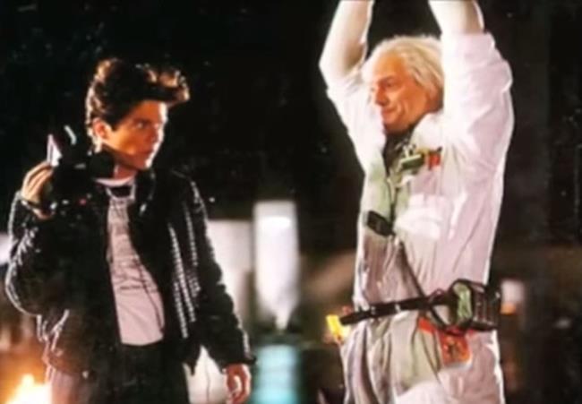 Sabia que o Marty McFly quase não foi interpretado pelo Michael J. Fox Eric Stoltz 06