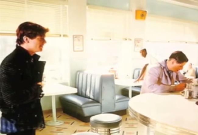 Sabia que o Marty McFly quase não foi interpretado pelo Michael J. Fox Eric Stoltz 12