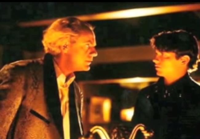 Sabia que o Marty McFly quase não foi interpretado pelo Michael J. Fox Eric Stoltz 21