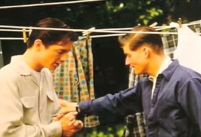 Sabia que o Marty McFly quase não foi interpretado pelo Michael J. Fox Eric Stoltz 24