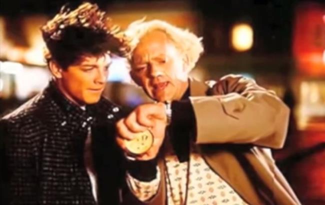 Sabia que o Marty McFly quase não foi interpretado pelo Michael J. Fox Eric Stoltz 26
