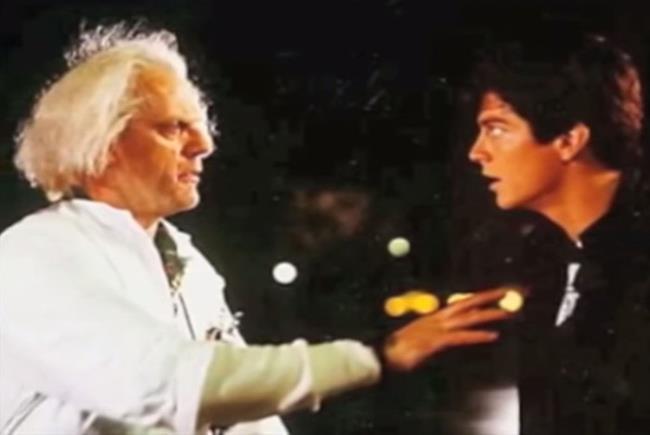 Sabia que o Marty McFly quase não foi interpretado pelo Michael J. Fox Eric Stoltz 03