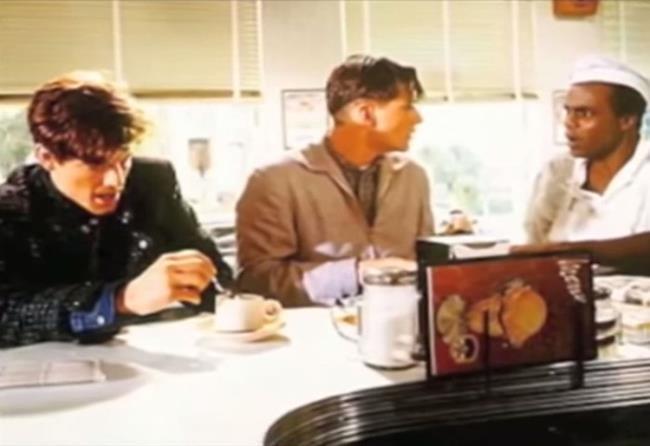 Sabia que o Marty McFly quase não foi interpretado pelo Michael J. Fox Eric Stoltz 16
