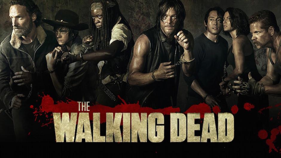 the walking dead seriado