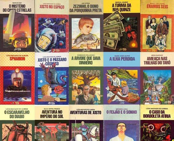 Coleção Vaga-Lume ganhará reedição | Nerd Pai - O Blog do