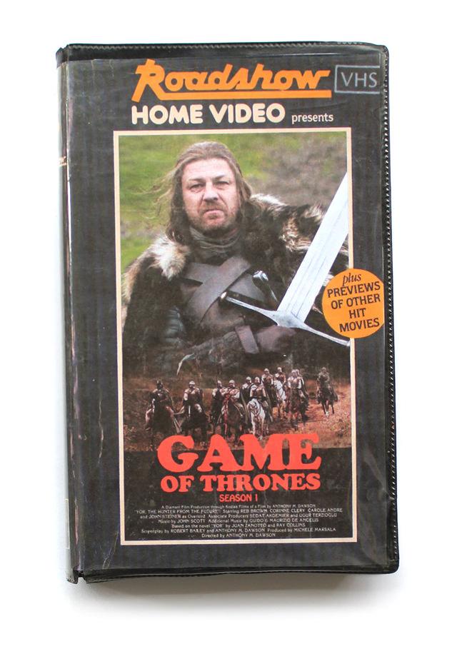 Filmes e séries em VHS 03