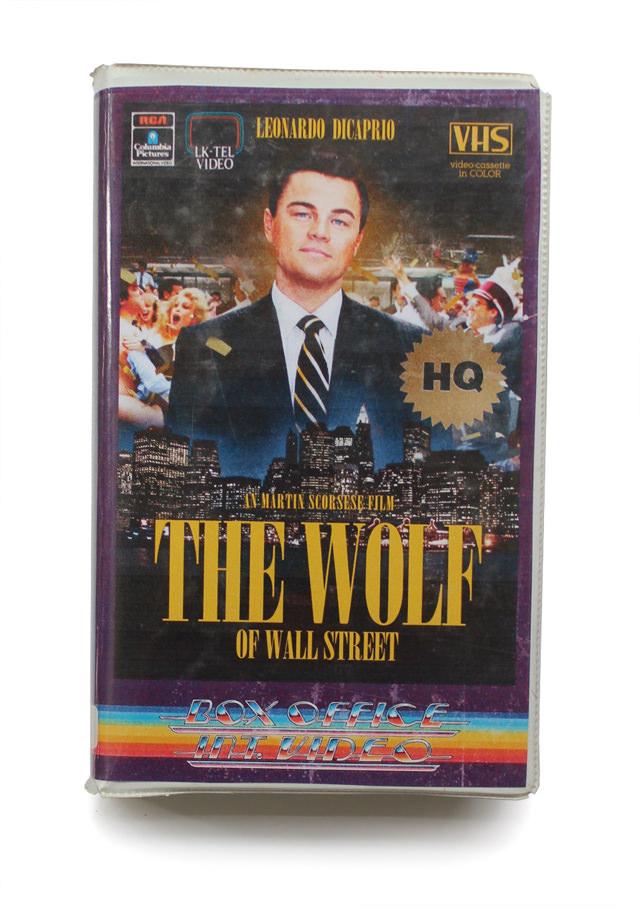 Filmes e séries em VHS 09