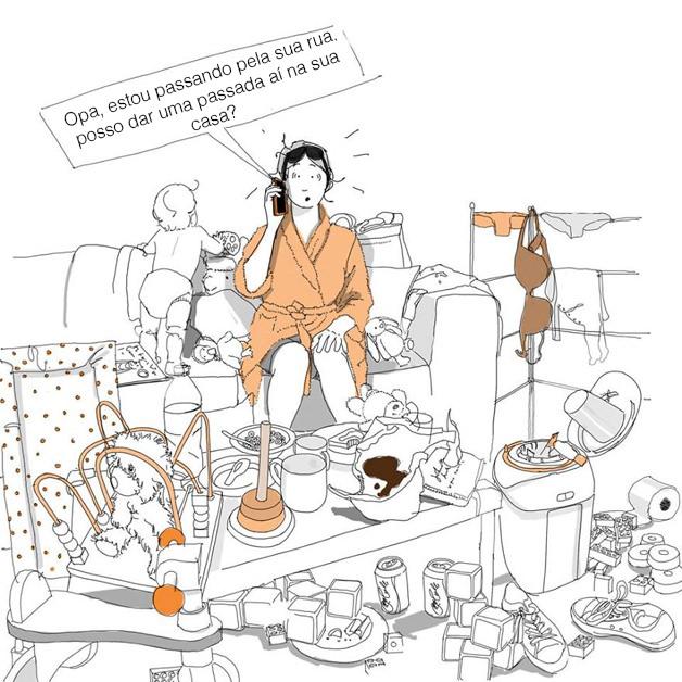 Ilustrações mostram o que ninguém te conta sobre ter Padawans 07