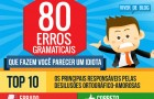 80 erros gramaticais