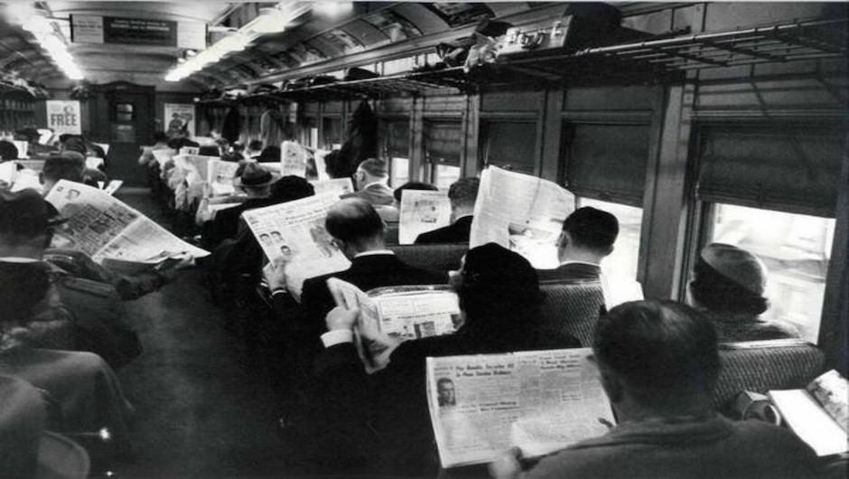 A tecnologia vai nos tornar anti-sociais Eu acho que não 01