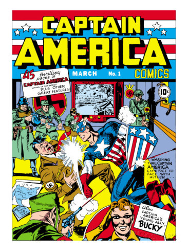 jack-kirby-captain-america-comics-no-1-cover-captain-america-hitler-and-adolf