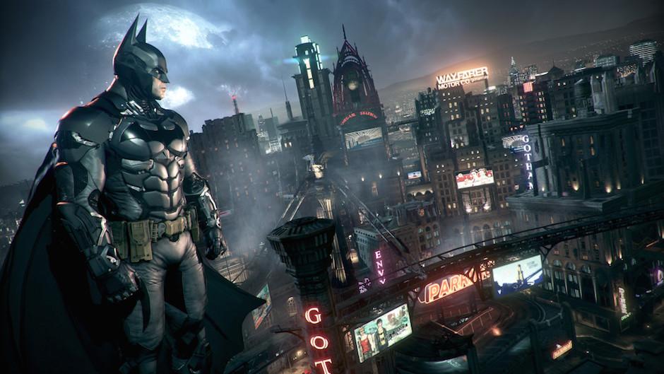 Batman Arkham Knight o último jogo do Morcegão