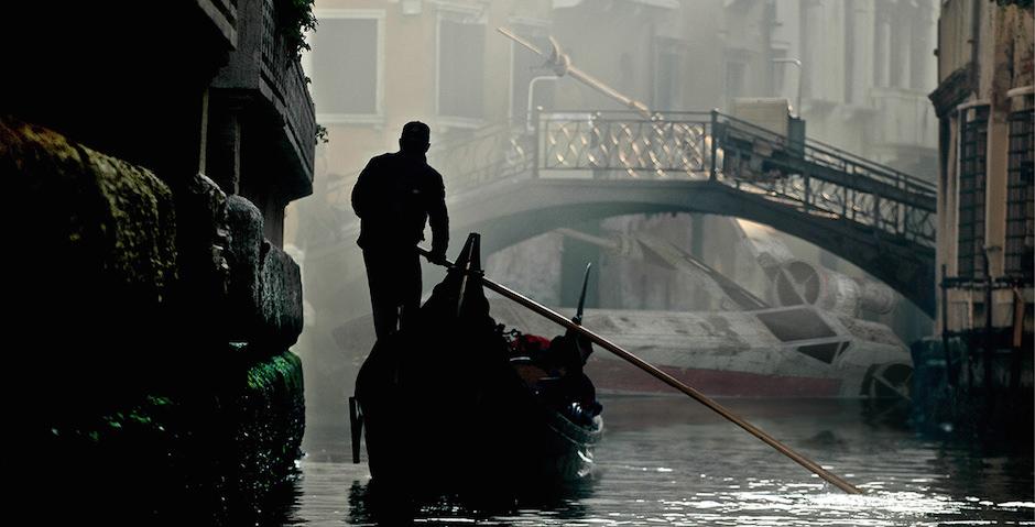 Naves de Star Wars fizeram pouso forçado em várias cidades no mundo 02