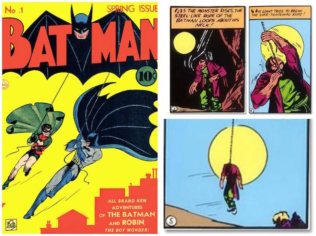 Batman 1 - 1940