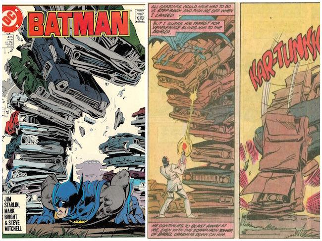 Batman 425 - 1988
