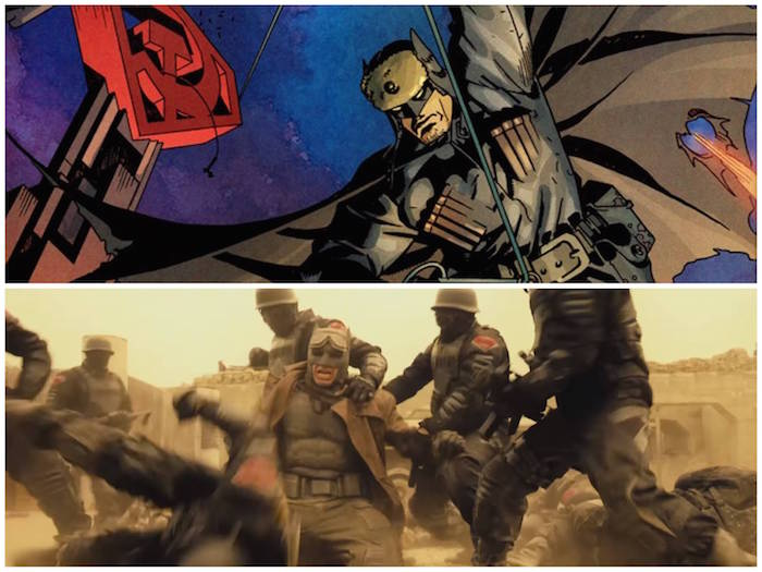 Batman Red Son a