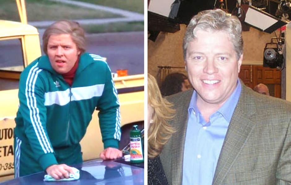 Biff Tannen (Thomas F. Wilson)