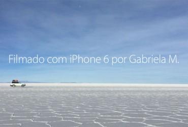 Gravando com iPhone 6 - Expectativa x Realidade