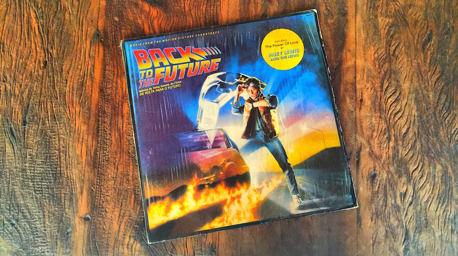 LP De Volta Para O Futuro