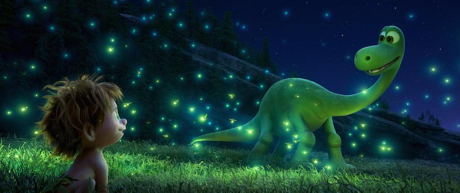 O Bom Dinossauro Pixar Disney