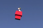 O melhor drone de todos os tempos Ás Mascarado by Snoopy