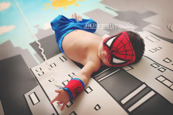 Fotografia newborn cafona 11