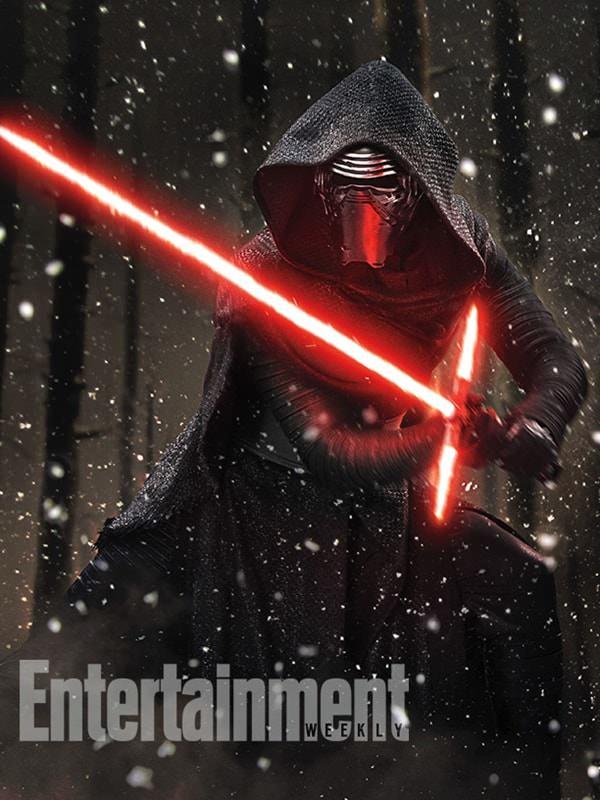 Novas Imagens Star Wars O Despertar da Força 01